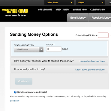 Western Union Review