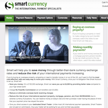 Smart Currency Exchange Review